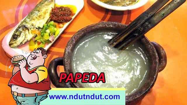 Makanan Kuliner Papeda | Kuliner Khas Papua Timur