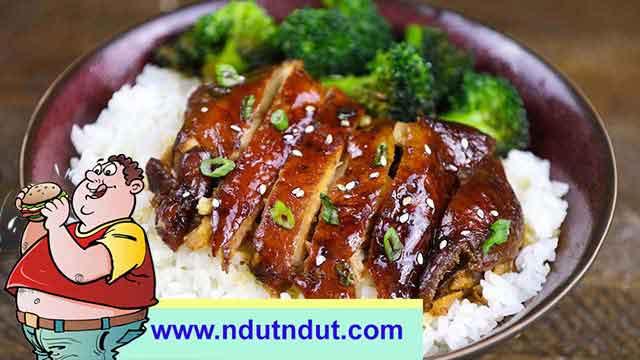 Chicken Teriyaki – Makanan Khas Jepang yang Terkenal di Indonesia