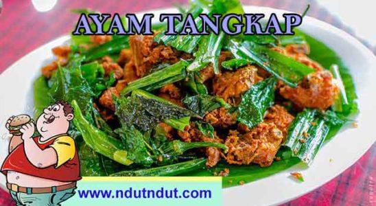 Makanan Kuliner Ayam Tangkap | Kuliner Khas Aceh