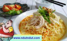 Mie Laksa | Makanan Kuliner Olahan Mie