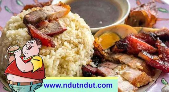Nasi Hainam – Masakan Tionghoa yang Terkenal di Mancanegara