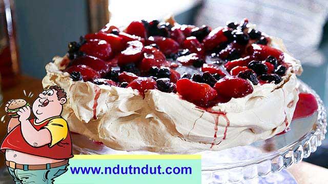 Kue Pavlova – Hidangan Penutup Populer di Australia