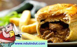 Meat Pie – Kue Pie yang Berasal dari Australia