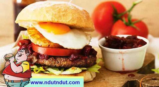 The Lot – Mencicipi Burger Khas dari Australia